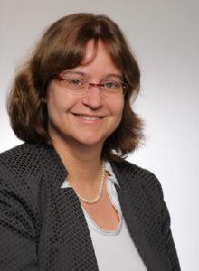 Pfarrerin Sigrid Mettenbrink