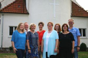 Presbyterium der ev. Kirchengemeinde Oppenwehe