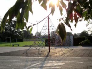 Spielplatz an der Grundschule
