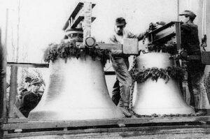 Glockeneinbau 1931