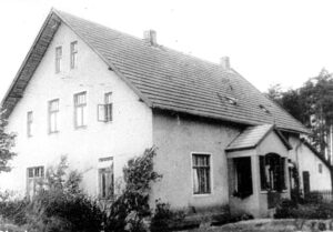 Pfarrhaus 1931