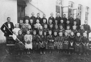 Schulklasse von 1909