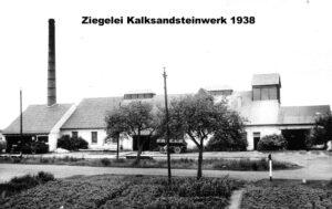 Ziegelei-Kalksandsteinwerk 1938Ziegelei-Kalksandsteinwerk 1938