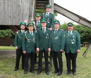 Schützenverein engster Vorstand 020