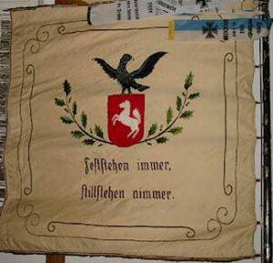 Fahne der Kyffhäuser